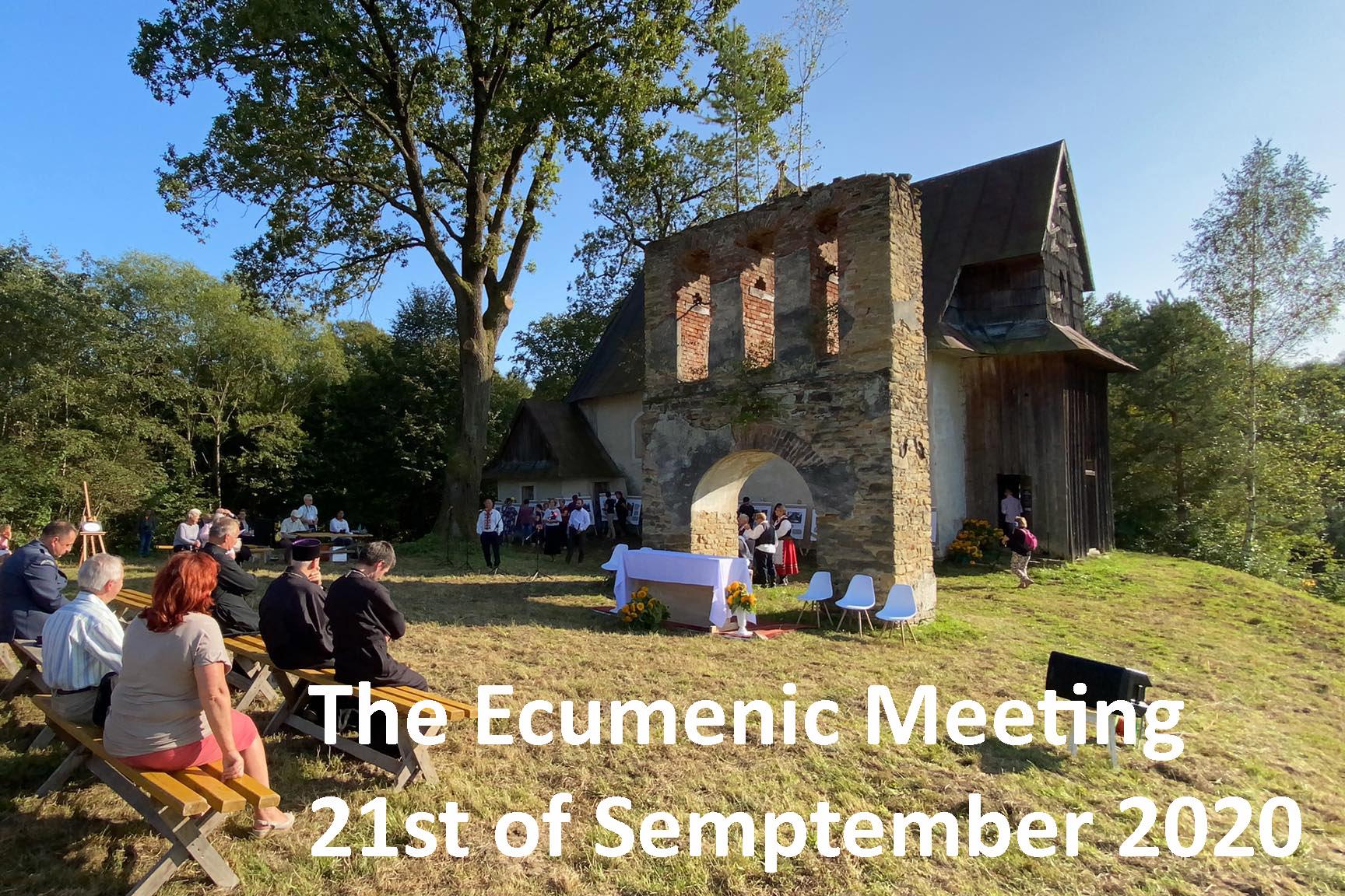 ecumenic meeting